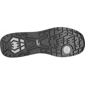 Chaussure PARADE basse mixte à fermeture par lacets EN 20345 MARRON
