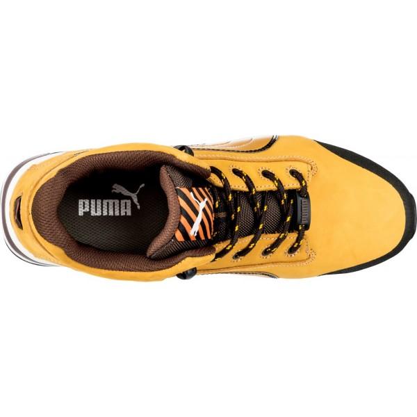 633180 Dash WHEAT MID    Chaussure de sécurité Haute Puma S3