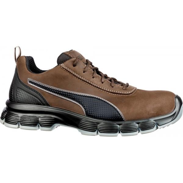 640542 CONDOR BROWN LOW    Chaussure de sécurité Basse Puma S3