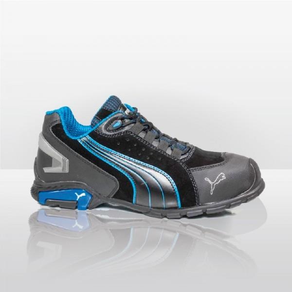 642750 Rio BLACK LOW   Chaussure de sécurité Basse Puma S3