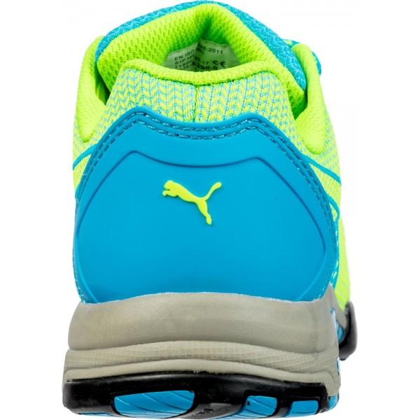 642900 Celerity Knit BLUE LOW     Chaussure de sécurité femme Basse Puma S1P