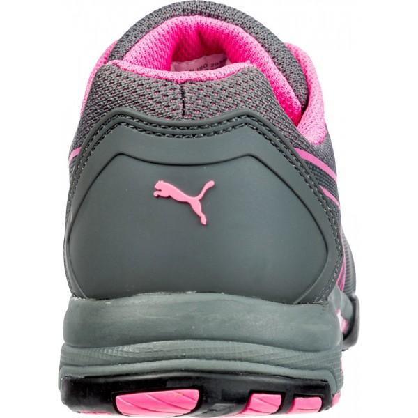 642910 Celerity Knit PINK LOW      Chaussure de sécurité femme Basse Puma S1
