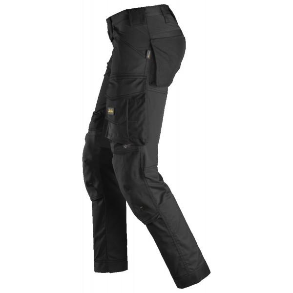 Pantalon en tissu extensible, SNICKERS, 6341