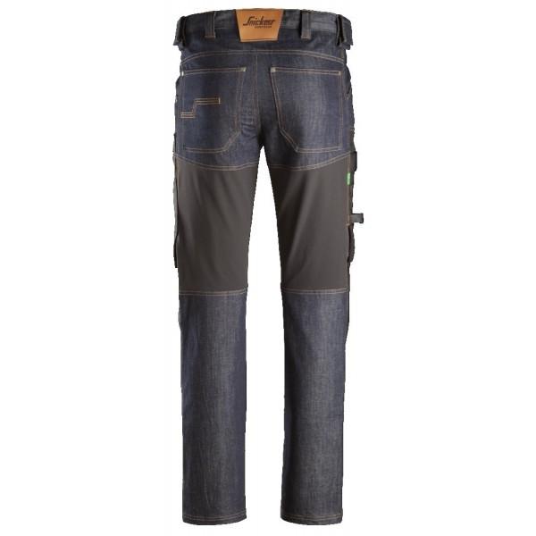 Pantalon en denim, SNICKERS, 6956