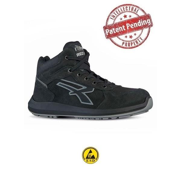 Destockage chaussure de sécurité haute UPower Nek