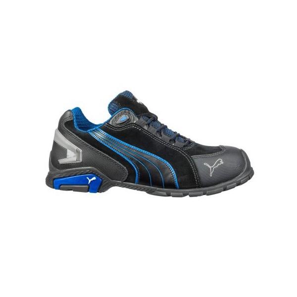 Destockage chaussure de sécurité Puma Rio Black Low