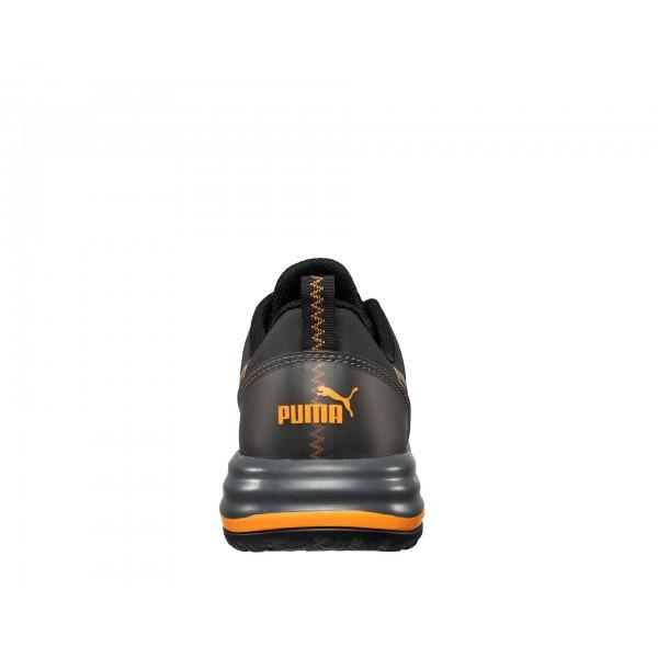 644550 CHARGE ORANGE LOW     Chaussure de sécurité Basse Puma S1P