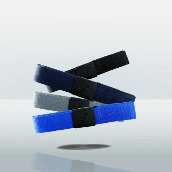 Snickers 9071 allroundwork Ceinture Bleu Noir ou Gris Caoutchouc Enduit boucle en métal